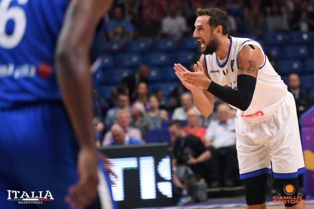 Basket, europei 2017: Italia domina con Israele