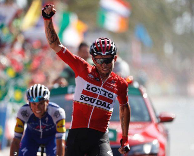 Vuelta, Froome vince la 9^ tappa e allunga in testa alla classifica