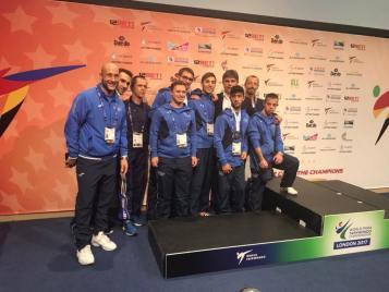 para-taekwondo mondiali 2017 nazionale italiana italia