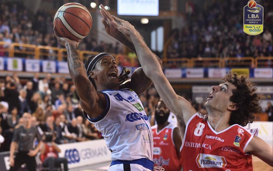 Basket Serie A1: Brescia è da sola in testa alla classifica