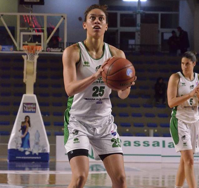 Basket femminile A1, 9^ giornata: Ragusa asfalta Battipaglia, con una super Hamby