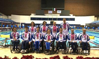 Mondiali nuoto paralimpico