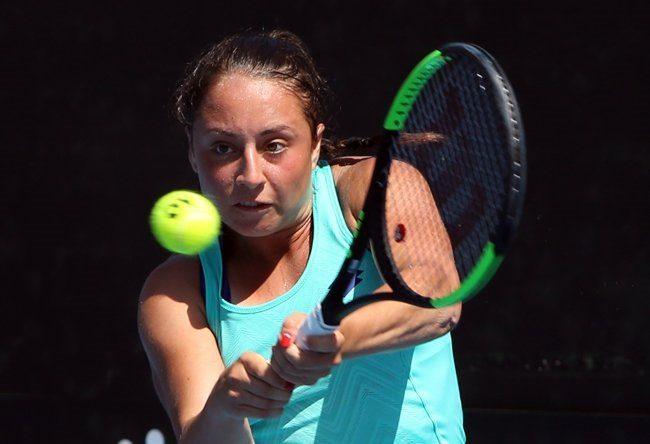 Elisabetta Cocciaretto 17 anni semifinale agli Australian Open juniores 2018
