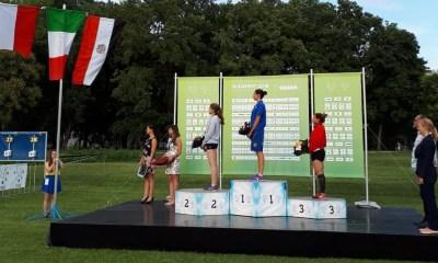 pentathlon mondiali universitari 2018 elena micheli oro femminile individuale italia italy campionessa mondiale universitaria 2018 pentathlon moderno modern pentathlon