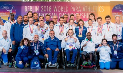Squadra atletica leggera paralimpica (photo credit: fispes.it)