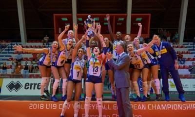 L'Italia under 19 è campione d'Europa per la settima volta FONTE: corrieredellosport.it