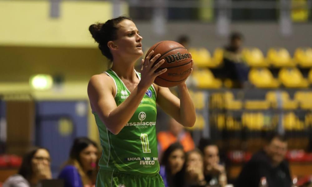 Basket serie A1, femminile: Ragusa batte Napoli