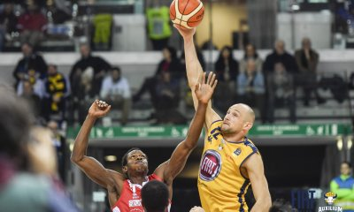 Basket serie A1, Torino vince la partita contro Pistoia.