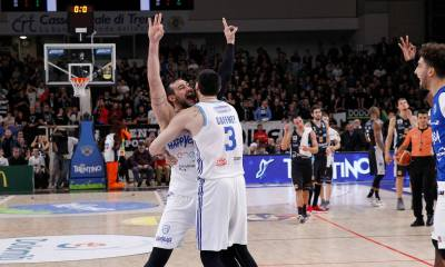 Basket serie A1: Moraschini regala la Final Eight