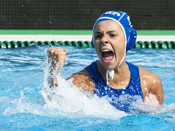 pallanuoto femminile europa cup 2019 gironi italia-olanda arianna garibotti setterosa 7rosa waterpolo girone B