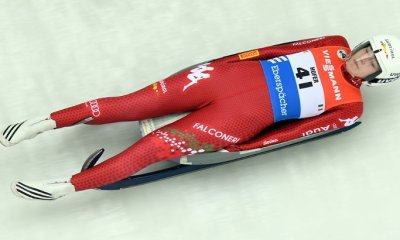 slittino europei junior 2019 Verena Hofer oro italia italy luge campionati europei juniores 2019 italy st. moritz european junior championship