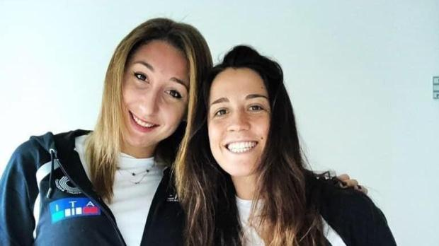Arianna Barboni e Claudia Puccinelli
