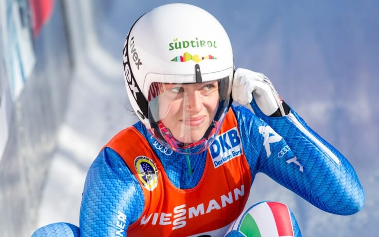 slittino sandra robatscher intervista italia italy luge coppa del mondo 2019 world cup 2019 altenberg interview azzurri di gloria