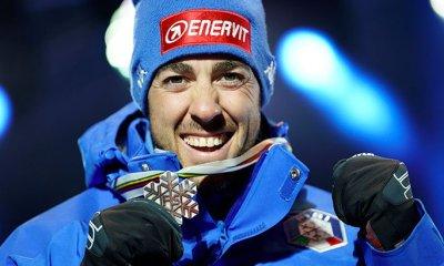 Federico Pellegrino argento ai Mondiali 2019 di Seefeld