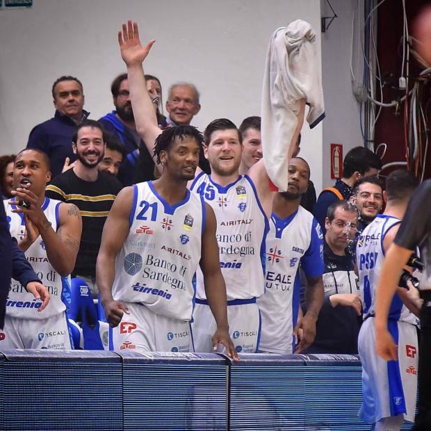 Basket, serie A1: Sassari si conferma in forma