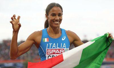 atletica libania grenot si ritira italia italy corsa running atletica leggera 400 metri 400m 200m 4x400m athletics run