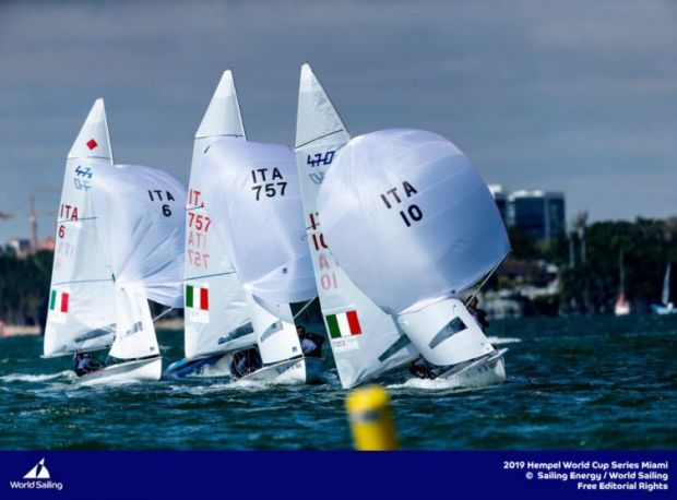 Vela World Cupe Series 2019
