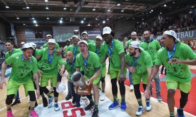 Basket: la Dinamo vince l'Europe Cup