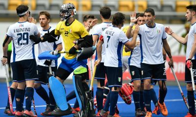 Hockey su Prato Italia Team