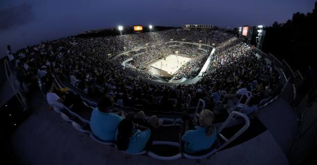 Roma,Beach Volley World Tour Finals 2019