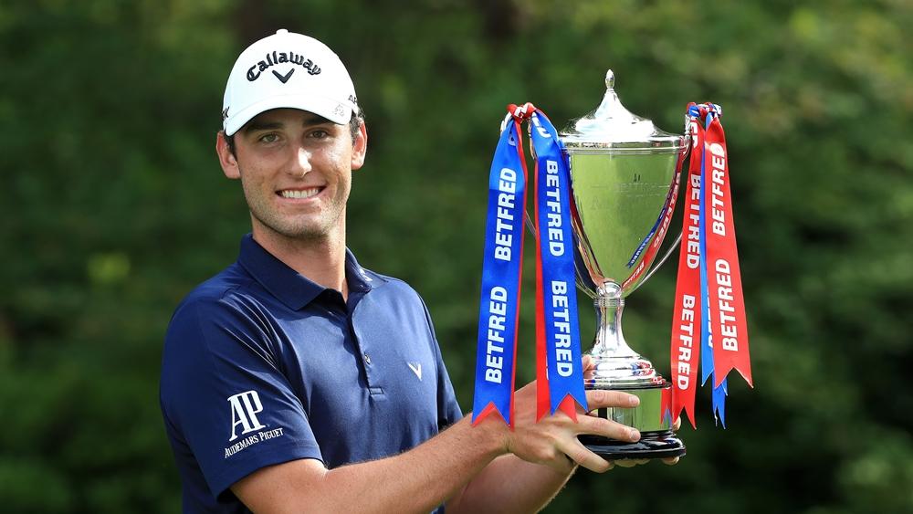 Golf, Paratore vince il British Masters