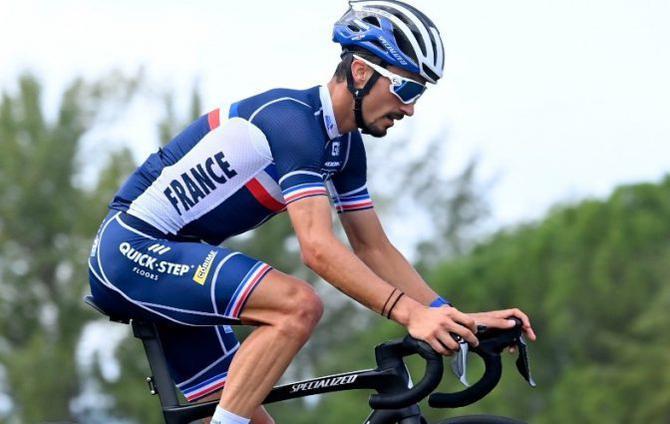 Ciclismo, Mondiali 2020: Alaphilippe campione del mondo, l'Italbici delude - Sportmediaset