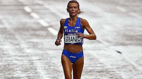 atletica maratona di valencia 2020 valeria straneo italia italy atletica leggera athletics Valencia marathon 2020 running corsa
