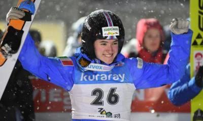 salto con gli sci mondiali 2021 oberstdorf jessica malsiner lara malsiner ski jumping world championships italia italy campionato del mondo