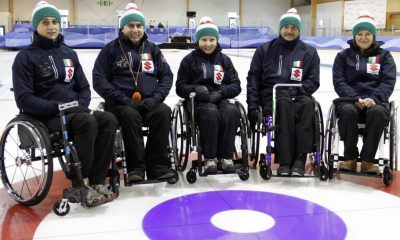 Nazionale Italiana di Wheelchair Curling