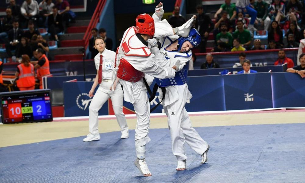 taekwondo europei 2021 sofia simone alessio italia italy campionato europeo campionati europei european championships bulgaria