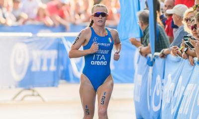 triathlon world series 2021 yokohama verena steinhauser italia italy giappone japan world triathlon series 2021