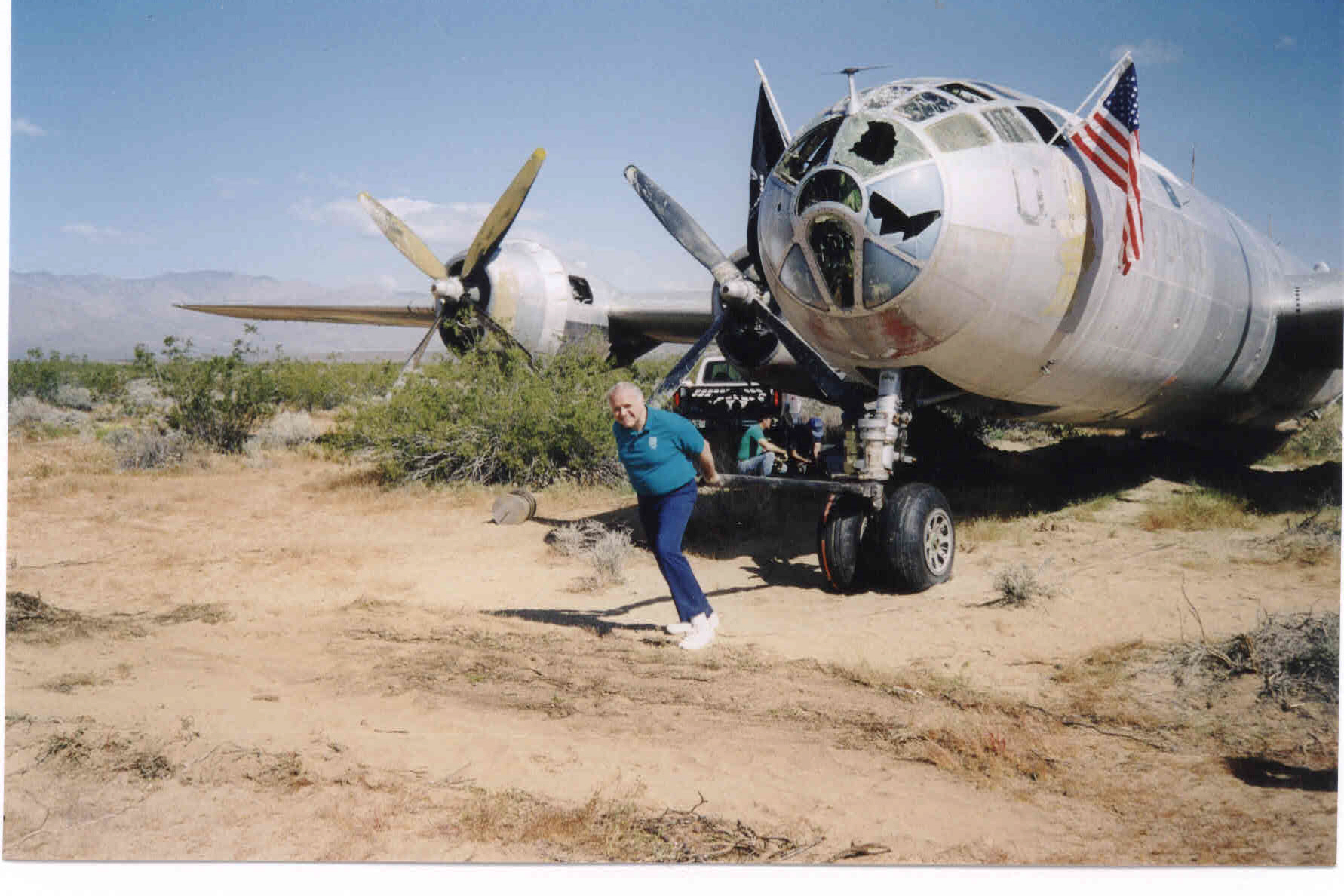 Image result for B-29 Doc
