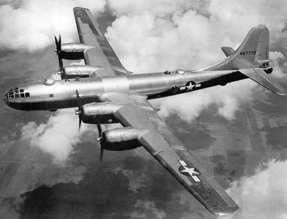 Boeing B-29 Flying Superfortress