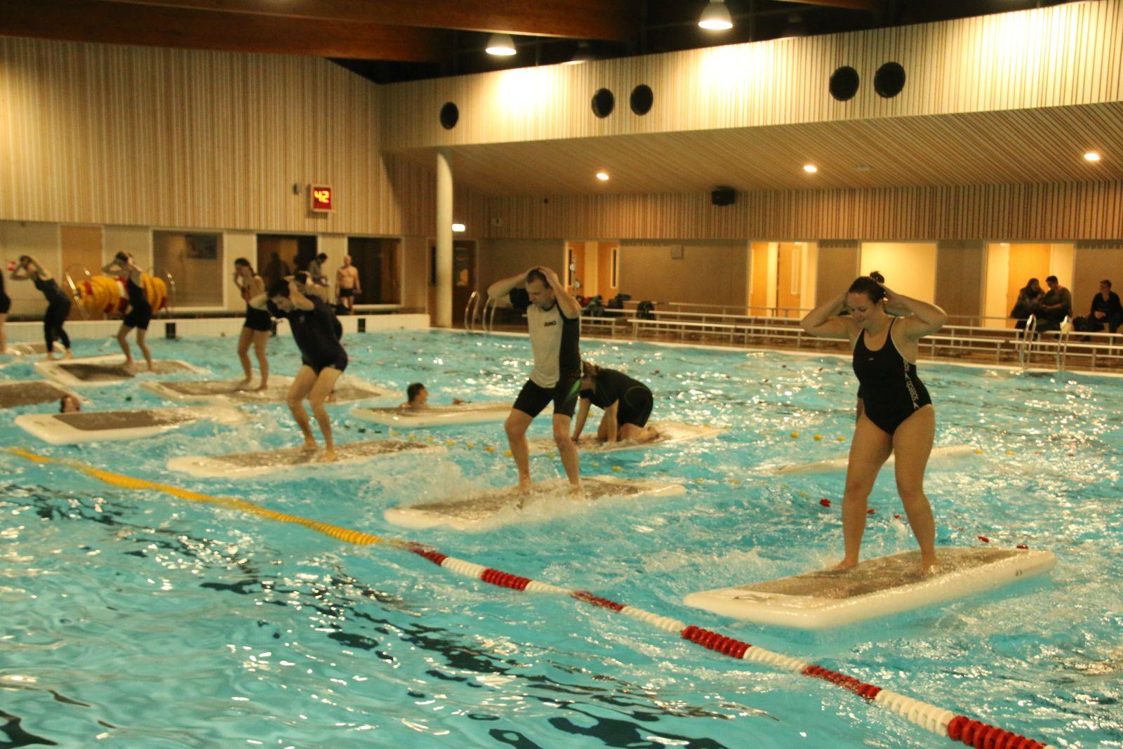 De Biesboschzwemmers