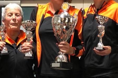 Geslaagde clubkampioenschappen De Biesboschzwemmers