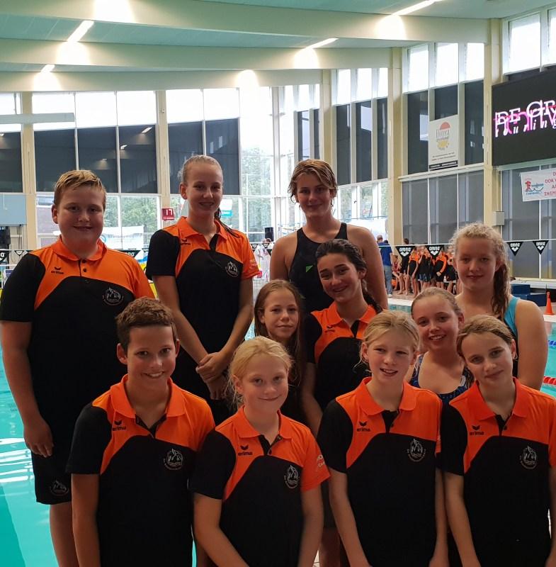 Goede start Biesboschzwemmers