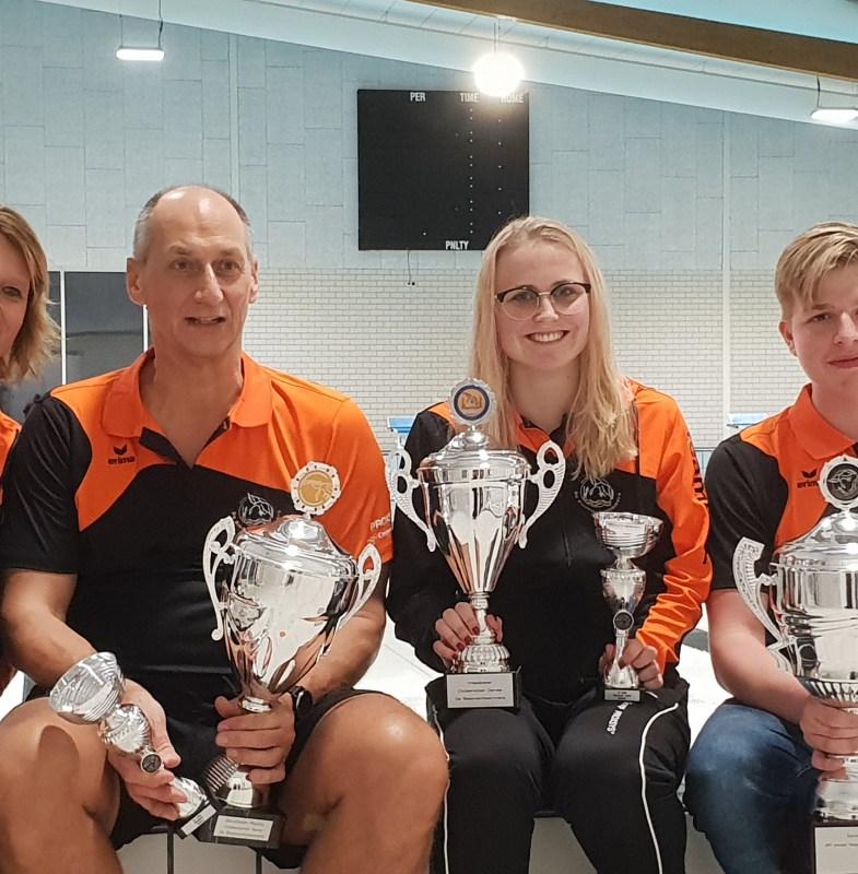 Gezellige clubkampioenschappen De Biesboschzwemmers