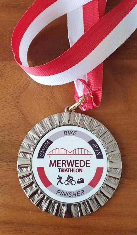 Twee maal brons bij Merwede Triathlon