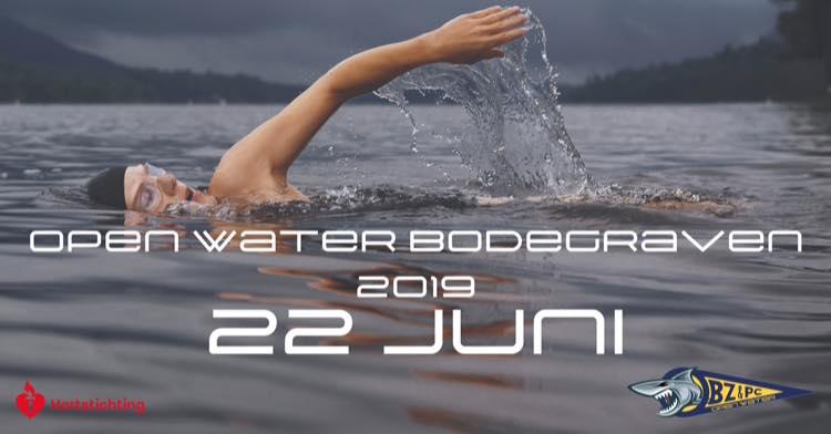 Drie ereplaatsen bij ouverture open water seizoen 2019