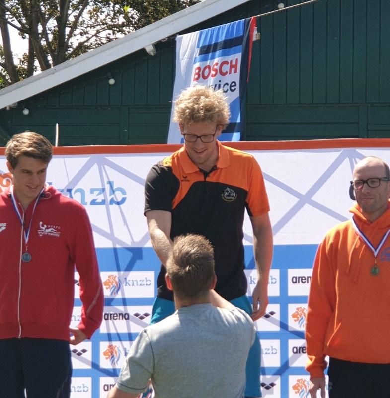 NK-titel Pieter Pijnenburg