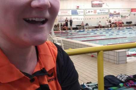 Solide 1500 meter voor Nadine Scheeve
