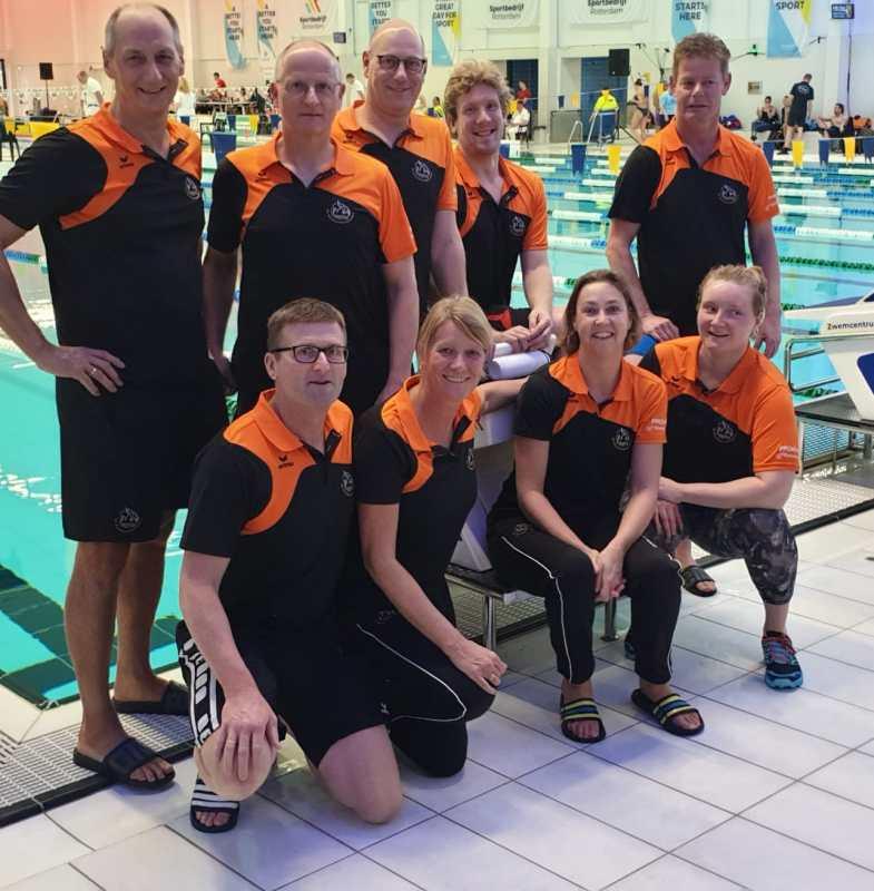Elf 'Nederlandse' medailles voor BBZ-masters