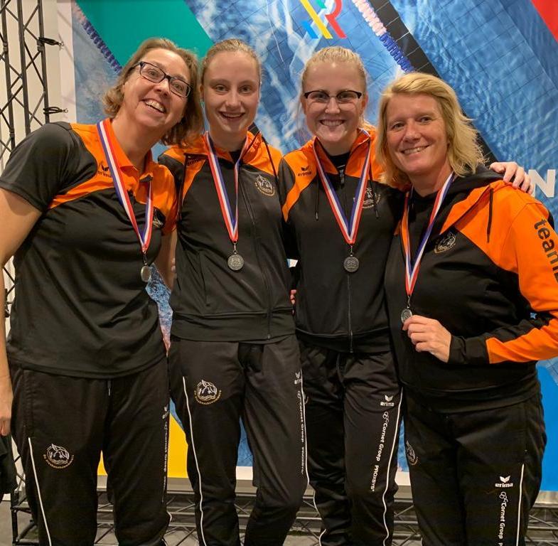 ONMK2020kb: Vier medailles tijdens slotsessie ONMK2020kb