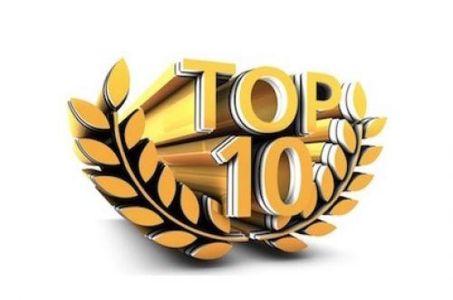 LEN en FINA Masters top 10 aller tijden