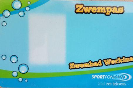 Zwempas Zwembad Werkina