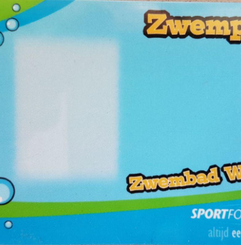 Voorverkoop abonnement Zwembad Werkina laatste week