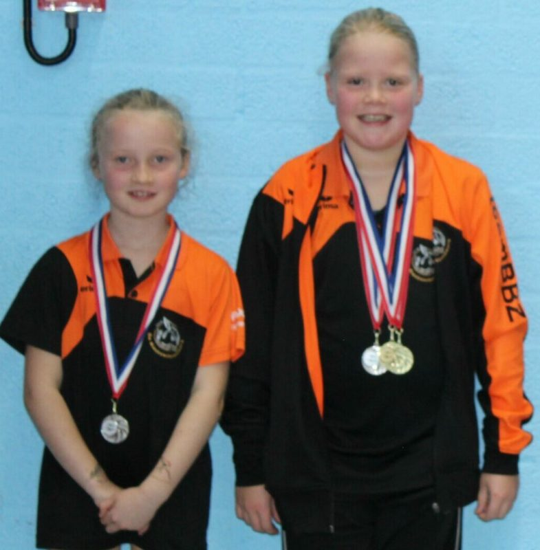 Acht goud voor jonge Biesboschzwemmers