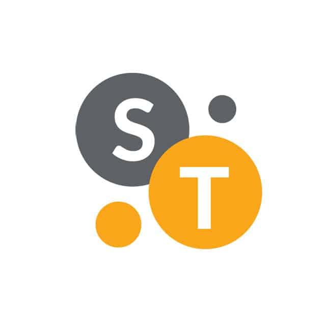 ST Electrical logo