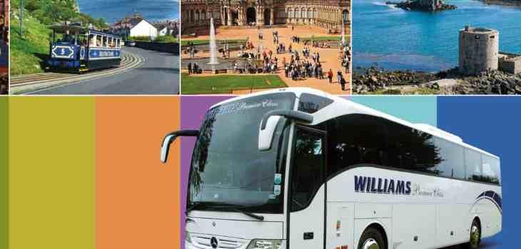 Williams Travel brochure