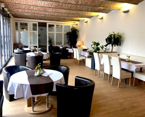 Das Café im Wittnerhof